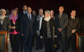 Egyptian Young Academy of Sciences officially launched