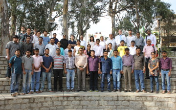 Group of participants at the CODATA Workshop