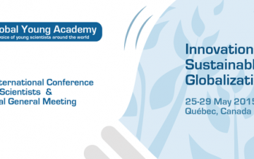 GYA AGM 2015 - Outstanding young scientists from around the world gather in Ottawa region