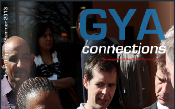 GYA Connections - Issue 0