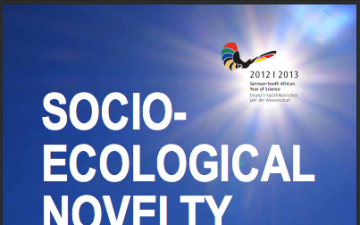 Socioecological Novelty - Frontiers in Sustainability Research