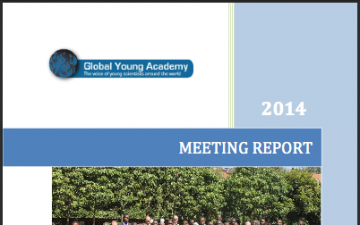 Meeting Report - 1st Africa Young Academies Regional Conference, 2014