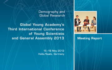 GYA General Assembly 2013 - The Changing Demography of Talent