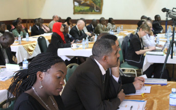 First Africa Young Academies Regional Conference