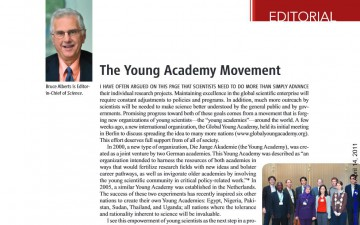 The Young Academy Movement