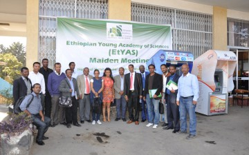 Ethiopian Young Academy of Sciences (EtYAS) launched