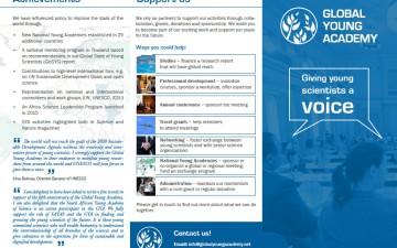 GYA Information Leaflet 2016