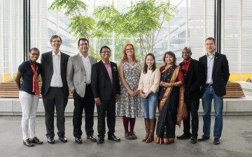 Meet the new Co-Chairs and EC team of the GYA!