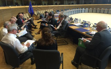GYA member Sabina Leonelli attending 1st meeting of the Open Science Policy Platform