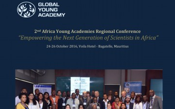 Report out now: 2nd Africa Young Academies Regional Conference 2016