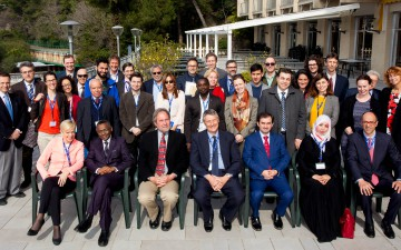 TWAS workshop on refugee scientists