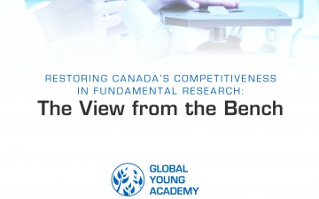 Restoring Canada's Competitiveness in Fundamental Research: The View from the Bench