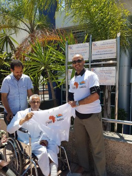 Africa Science Week 2017 Morocco outreach
