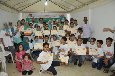 Africa Science Week 2017 Morocco outreach2