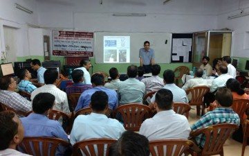 Young Scientist Ambassador Programme - outreach training course in India