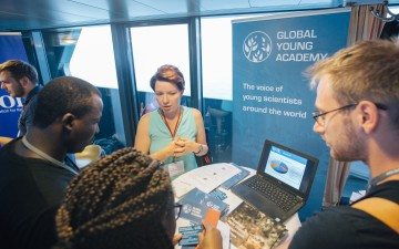 GYA at the 6th Lindau Meeting on Economic Sciences