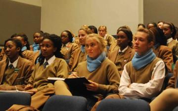 Four Ambassadors visit Pretoria, South Africa