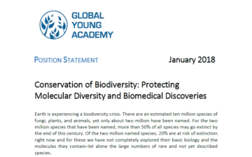 Position Statement on Conservation of Biodiversity: Protecting Molecular Diversity and Biomedical Discoveries
