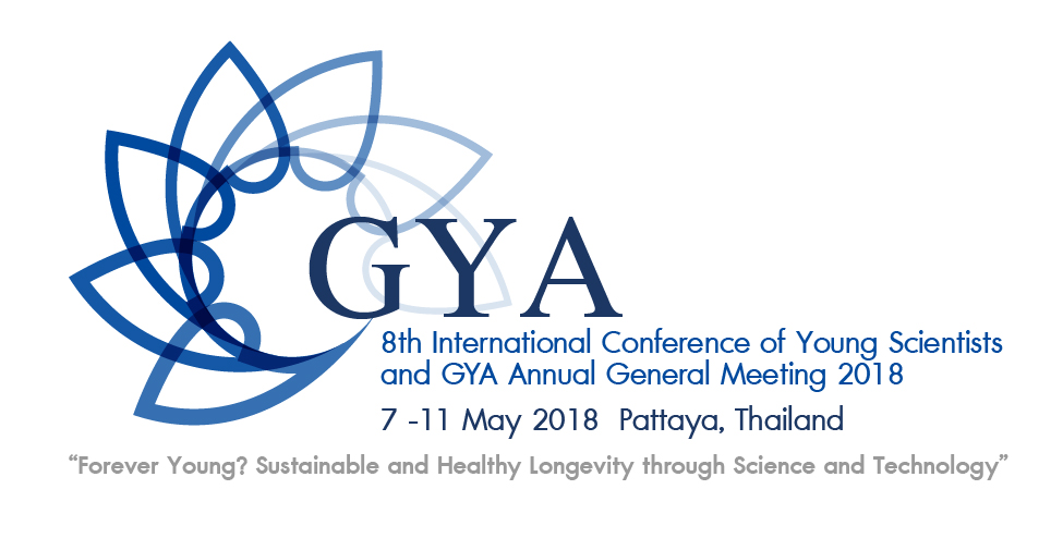 8th International Conference of Young Scientists and GYA Annual General Meeting 2018