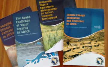 Partner Project: Strengthening African Academies