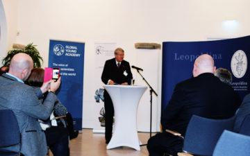 Parlamentarischer Abend zum Thema Digitalisierung in Magdeburg
