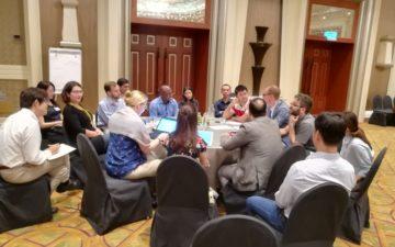 NYA meeting at AGM