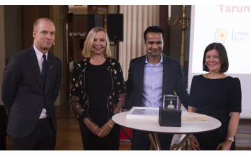 Young Academy of Norway teams up with the Letten Foundation