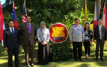 ASEAN Young Scientists Network Officially Launched