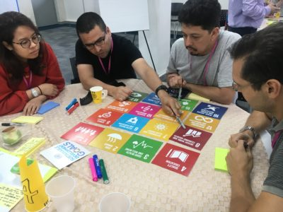 Discussing the role of science in achieving UN SDGs