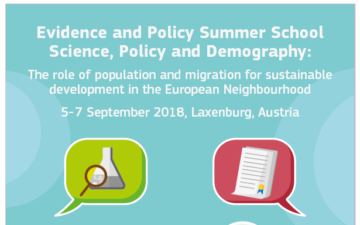 Evidence and Policy Summer School