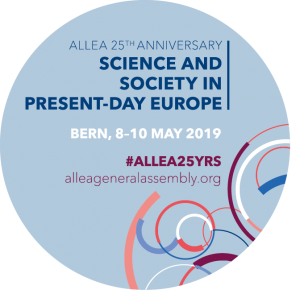 "ALLEA General Assembly ""Science and Society in Present-day Europe"""