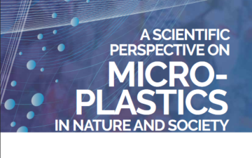 GYA member contributes to Evidence Review on Microplastics