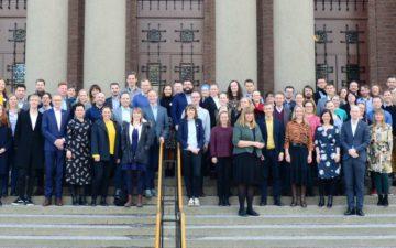 GYA members at first Baltic-Nordic Young Academies meeting
