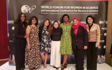 World Forum for Women in Science 2019