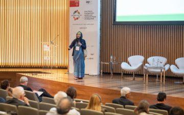 Nova Ahmed at IAP SPEC conference 2019