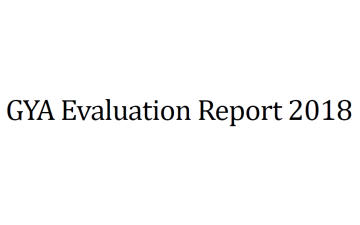 GYA Evaluation Report 2018