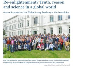 Re-enlightenment? Truth, reason and science in a global world