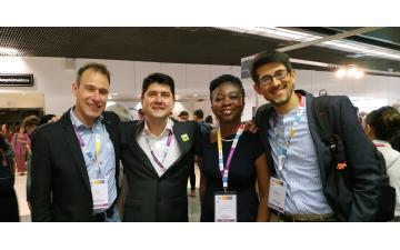 GYA members at IUPAC 2019