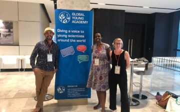 GloSYS Africa reports at African Union Conference
