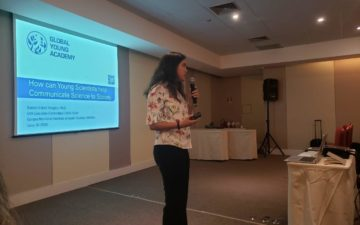 Report from the Brazilian Young Affiliates meeting