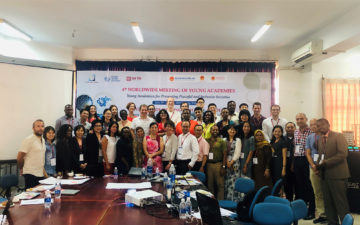 Worldwide Meeting of Young Academies concludes with Da Nang Statement