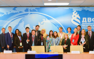 GYA Bio2Bio Co-Lead participates in discussions at Eastern Economic Forum