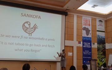 GYA Co-Chair Connie Nshemereirwe reports on Connecting Minds conference