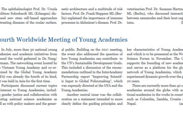 Fourth Worldwide Meeting of Young Academies
