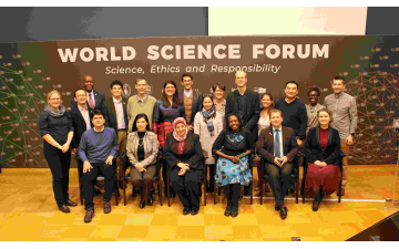 GYA and Young Academies play crucial roles at the World Science Forum 2019