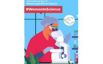 GYA Women in Science group send message on UN International Day of Women and Girls in Science