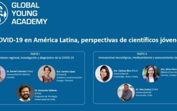 COVID-19 in Latin America, perspectives from young scientists webinar report