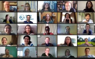 GYA General Assembly Meeting on Zoom, June 2020