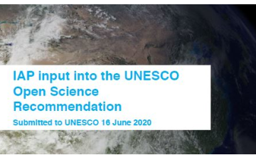 GYA Open Science working group member Koen Vermeir contributes to IAP's UNESCO Recommendation on Open Science