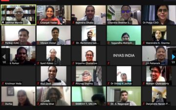 Report on the Sixth Annual General Body Meeting of the Indian National Young Academy of Sciences (INYAS)
